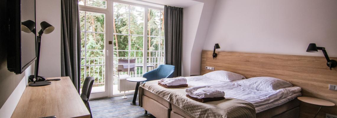Standard Plus (atnaujintas) kambarys