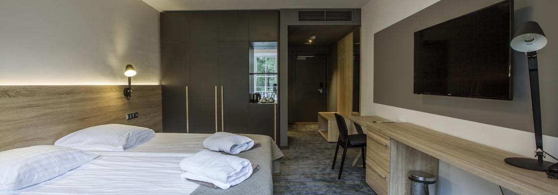 Standard Plus (renewed) room