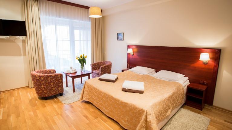 Standartinis (šeimyninis) kambarys